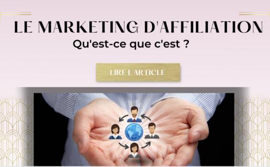 Comment démarrer le marketing d'affiliation (le guide complet du débutant)